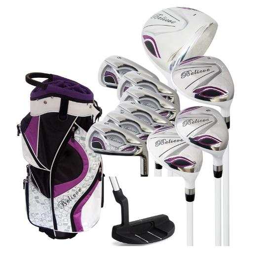 Founders Club Believe Ladies Full Golf Set Review 2021