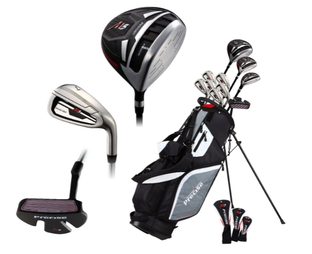 Precise-M5-Mens-Complete-Golf-Clubs-Package-Set-2